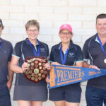 Mixed doubles premiers