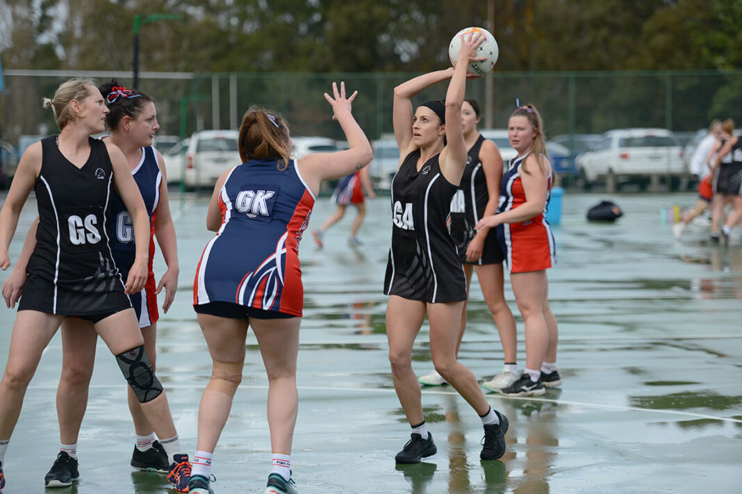 Kalangadoo and Port MacDonnell faced off in tough conditions