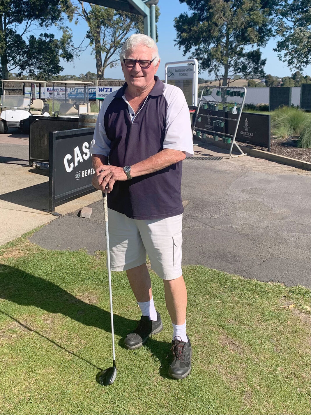 Graham Paterson Mount Gambier Golf Club