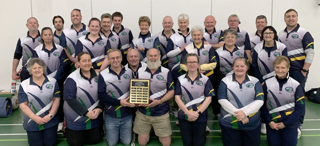 Mount Gambier and District Bowls Association